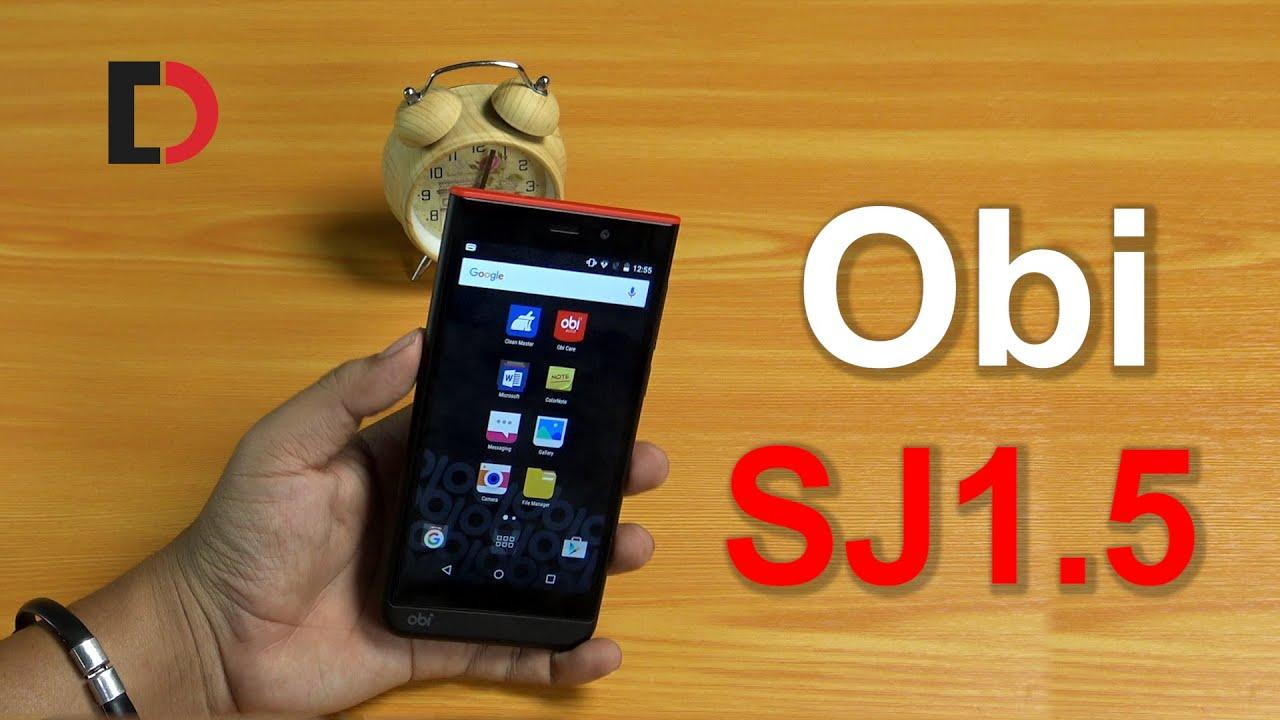 OBI SJ1.5 (Bản thương mại) Mở hộp và Đánh giá – 2 Sim, Mượt mà, Giá mềm