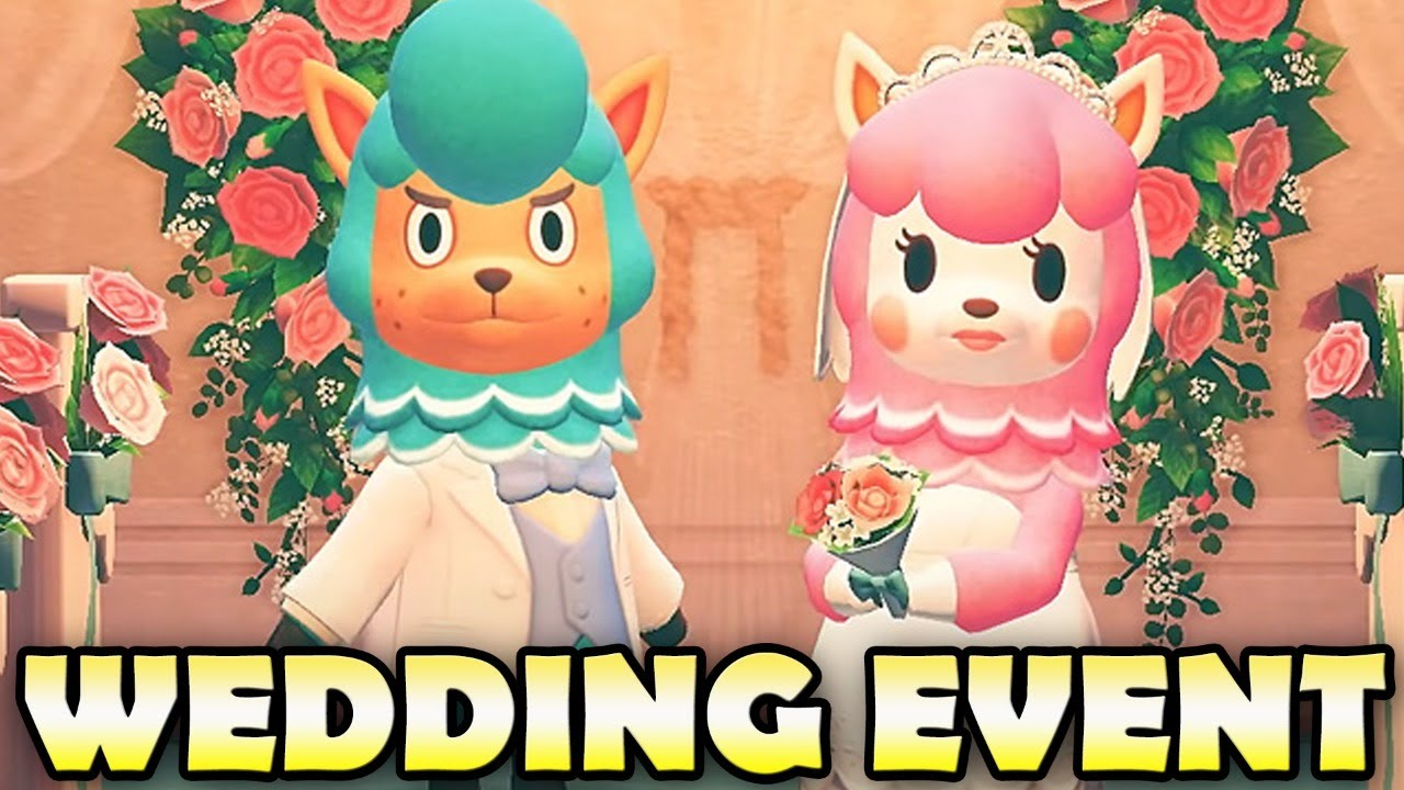 Maximize Heart Crystals For All Wedding Items Animal Crossing New Horizons Wedding Guide Youtube