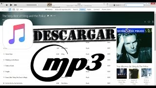 Como descargar canciones de Apple Music en MP3