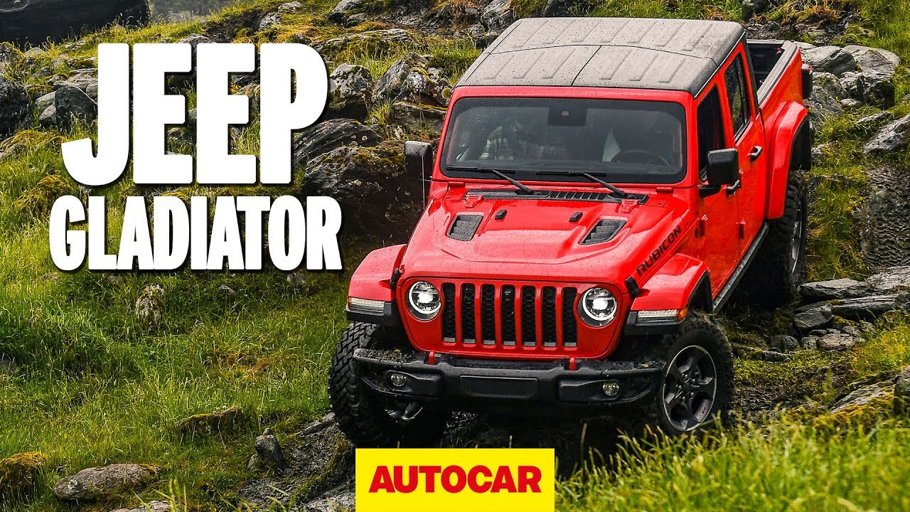Jeep Gladiator 2020 review – How good off-road is the new Jeep pickup?   Autocar