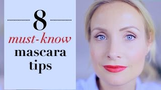 8 Mascara Tips to AMP UP your LASHES   Makeup Tutorial   Liv Judd