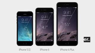 The 10 years of iPhones, in 3 minutes