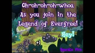 MLP: Legend of everfree - Lyric Mp3