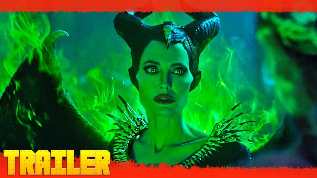 Maleficent Mistress Of Evil 2019 Disney Trailer Oficial Subtitulado