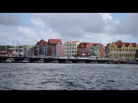 Willemstad, Curaçao - Downtown Willemstad HD (2016)