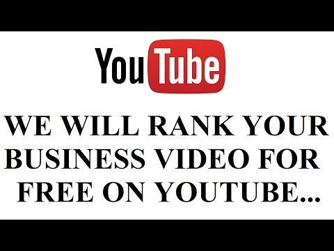 How To Rank My Business On YouTube   Video SEO  How To Rank YouTube Videos 2016