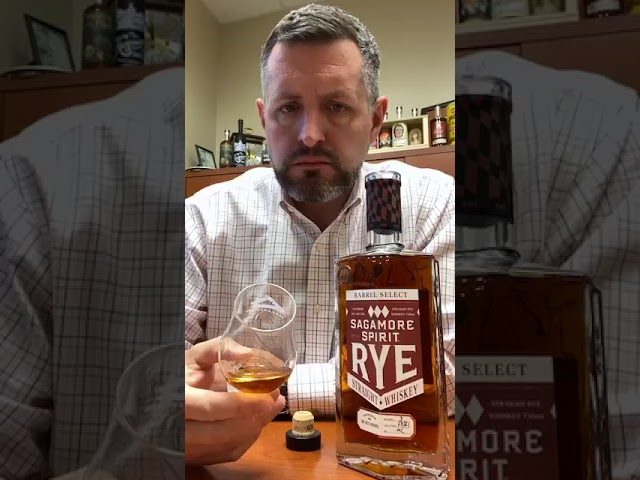 Sagamore Barrel Select Rye