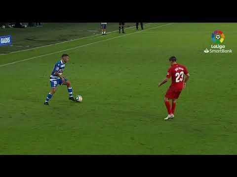 Deportivo La Coruna CF Fuenlabrada Goals And Highlights
