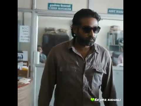Vijay Sethupathi Mass Bgm