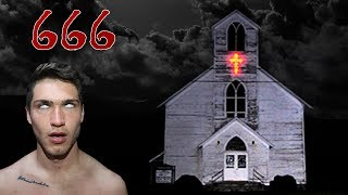 3AM CHALLENGE AT HAUNTED CHURCH ( HE GOT POSSESSED )