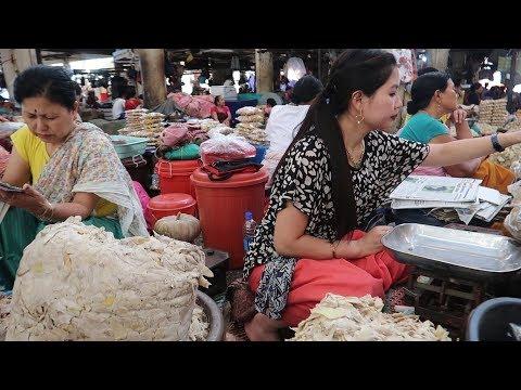 EMA MARKET IMPHAL    Asia's Largest Women Market   
