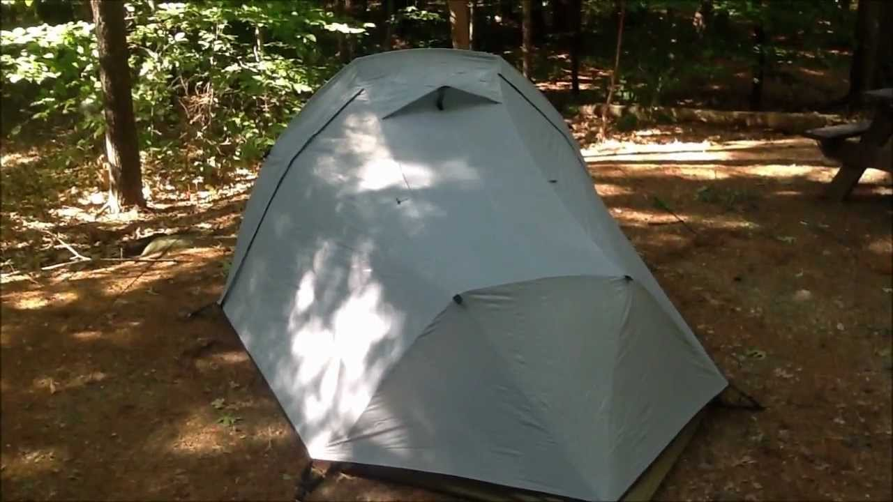 & Eureka! Spitfire 2 - Backpacking Tent - YouTube