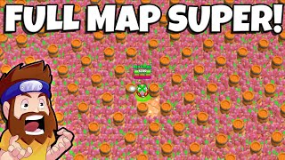 ONE Sprout Super Covers ENTIRE Showdown Map!! 🤯