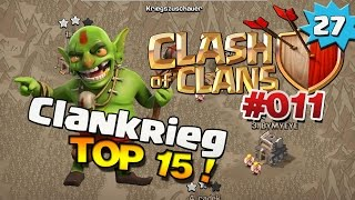 CLASH OF CLANS [Deutsch] - #011 Pimmelberger | Let's Play Clash of Clans