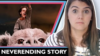 I watched 'The NeverEnding Story' for the first time | #TheGeekAwakens