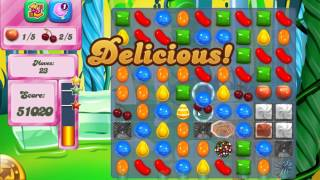 Candy Crush Saga Level 413 No Boosters