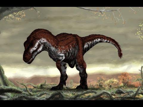Prehistoric News : The Pygmy Tyrannosaur