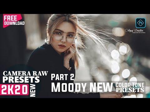 photoshop-tutorial-:-portrait-moody-color-tone-presets-part-2।-photoshop-presets-free-download-2020