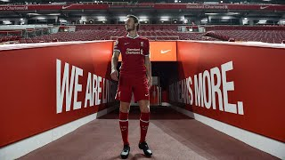 Ben Davies signs for Liverpool | 'I'm looking forward to showing everyone what I can do'