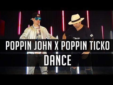 POPPIN JOHN x POPPIN TICKO   DANCE VIDEO