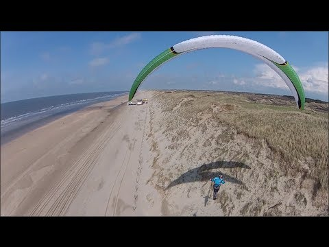 Ultimate freedom paragliding