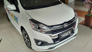 In Depth Tour Daihatsu Ayla R Deluxe M/T - Indonesia