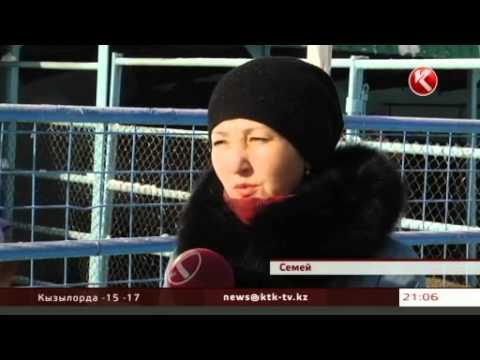Температура воды в Каспийском море