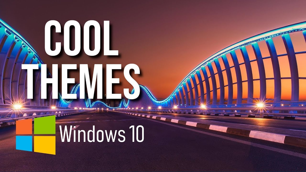 Cool Themes for Windows 10 (Free)