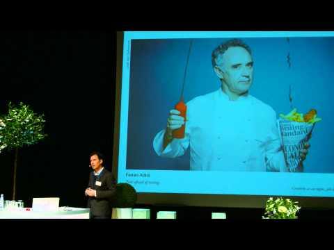 Jürgen Salenbacher - Creativity as an engine for the modern entrepreneur