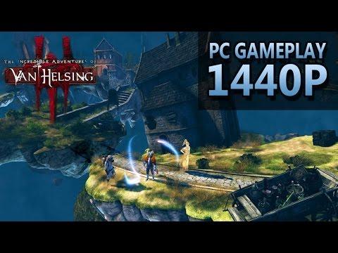 The Incredible Adventures of Van Helsing III | PC Gameplay | 1440P / 2K |
