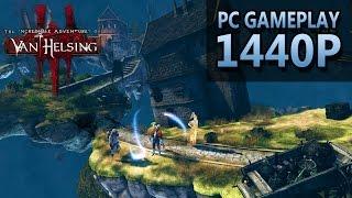 The Incredible Adventures of Van Helsing III | PC Gameplay | 1440P / 2K