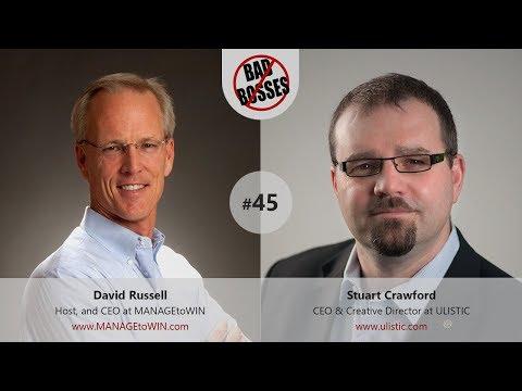 No Bad Bosses #45 - Stuart Crawford