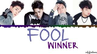 Video WINNER (위너) - FOOL Lyrics [Color Coded_Han_Rom_Eng] download MP3, 3GP, MP4, WEBM, AVI, FLV Maret 2018