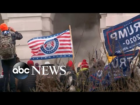 Entire DC National Guard activated to assist at Capitol