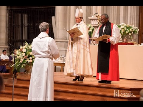 Festival Holy Eucharist with Installation of Randolph Marshall Hollerith as 11th Dean of Cathedral