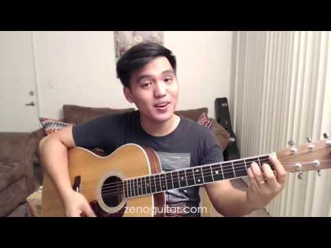 Desert Song Tutorial (Hillsong United) - Worship Lessons - Zeno With CHORDS