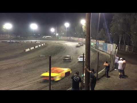 Bakersfield Speedway 08-25-18 Hobby Stock Main