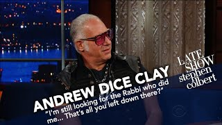 What An Andrew Dice Clay Presidency Would Look Like