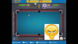 8 Ball Pool  / 8 ball pool unforgivable fault