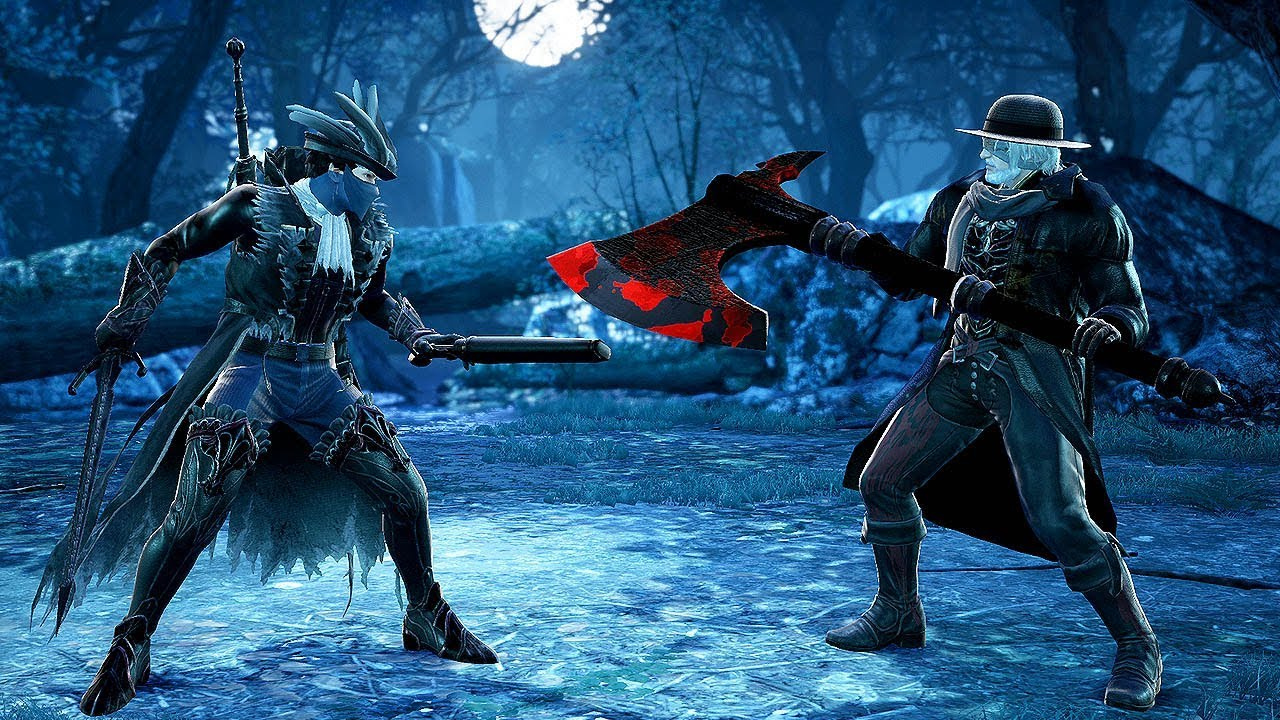 Soulcalibur VI was not the SoulsBorne game we were expecting