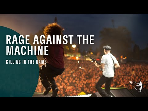 Rage Against The Machine - Killing In The Name (Live At Finsbury Park)