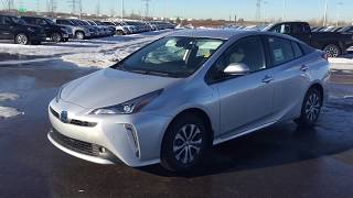 2019 Toyota Prius Technology Advanced Review