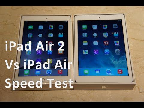 Test Ipad Air