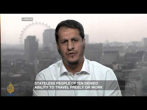 Inside Story - Eradicating statelessness?