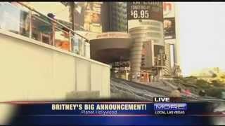 news Britney Spears confirms Vegas Strip residency