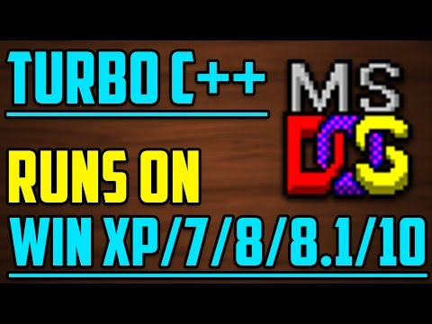Turbo C/C++ Download - Windows XP/7/8/8.1/10 + Linux