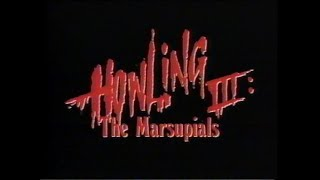 Howling III: The Marsupials (1987) - Trailer