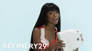 What's In Disney Star Skai Jackson's Bag | Spill It | Refinery29