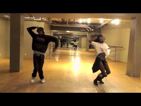 BEYONCE RING OFF | DAVID SINCERE CHOREOGRAPHY
