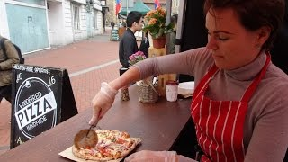 Delicious Italian Street Food by